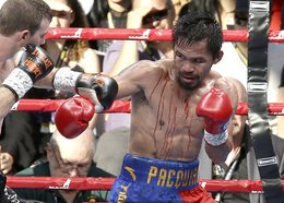 Manny Pacquiao loses contentious WBO title fight to Jeff Horn