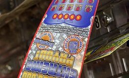 Long Beach man sues over denial of $5M lottery prize