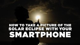 WATCH: How to take a picture of the solar eclipse with your smartphone