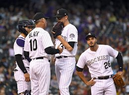 Rockies rookie pitchers still learning how to focus when going gets tough